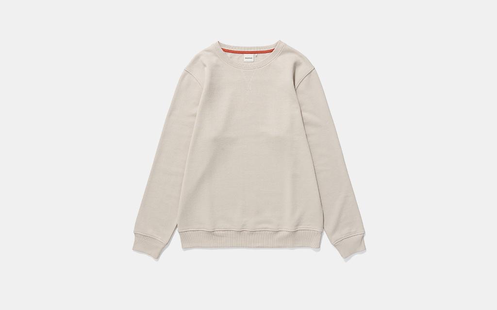 Richer Poorer Crewneck Fleece Sweatshirt