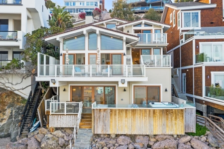 Steve McQueen Malibu Beach Home