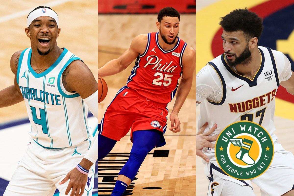 NBA Uniforms 2021