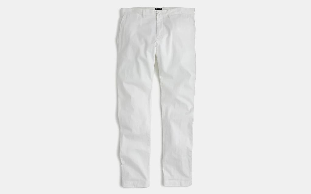 J.Crew 484 Slim-Fit Stretch Chino Pant