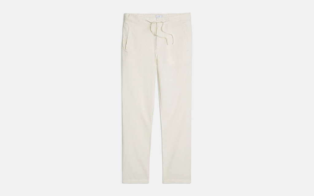 Onia Collin Linen Pant