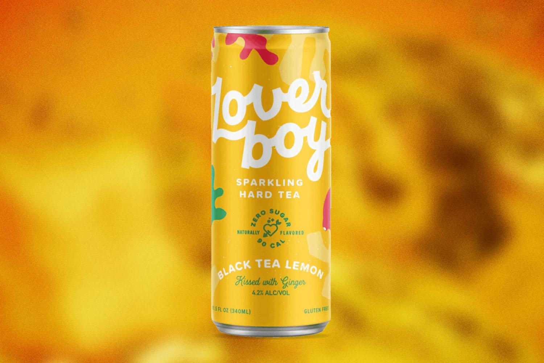 Loverboy Sparkling Hard Tea