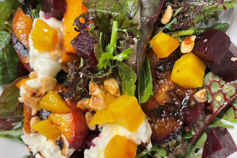 Bernhard Mairinger Stone Fruit Salad