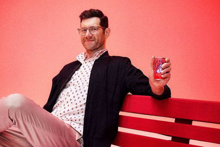 """Allow Billy Eichner to remind you how to interact with your peers, courtesy of Neon Zebra's """"IRL Again"""" campaign."""