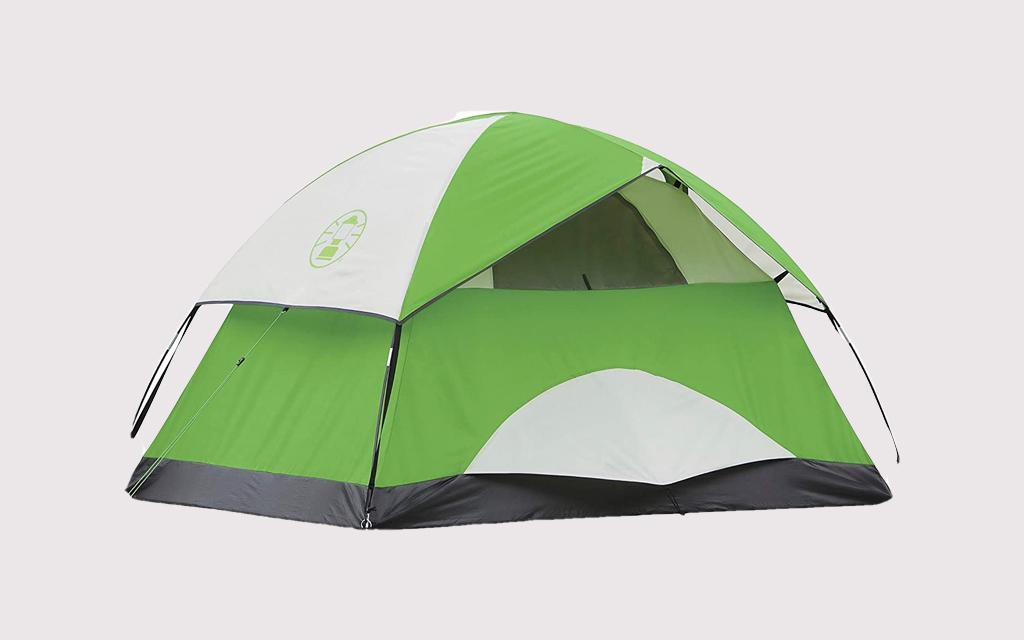 Coleman Sundome Tent Amazon Prime Day
