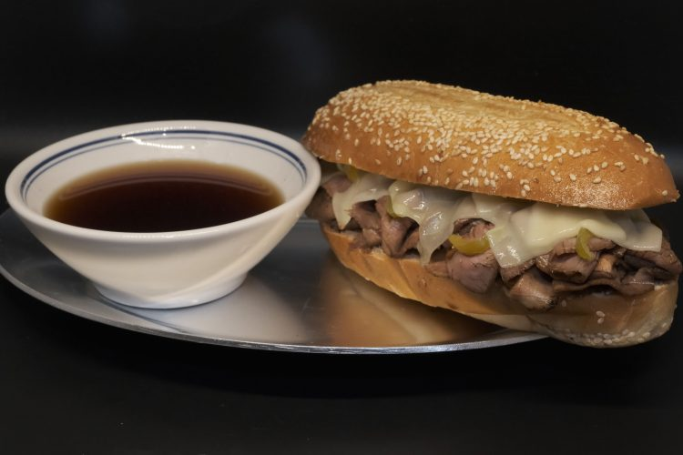 A classic French dip