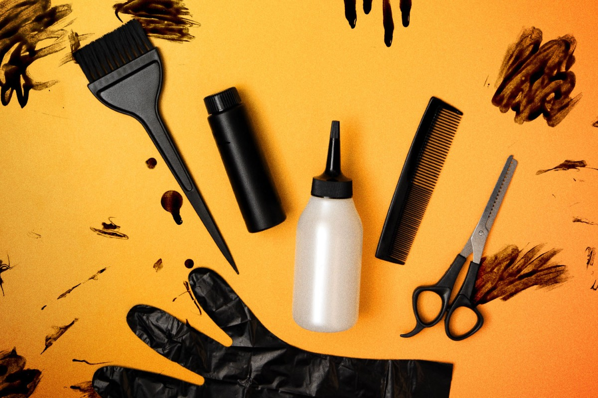 How You, a Man, Can Dye Your Hair at Home Like a Pro
