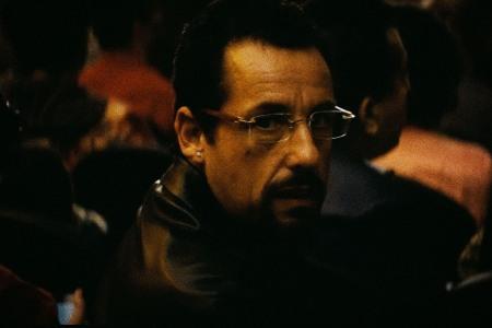 """Adam Sandler as Howard Ratner in """"Uncut Gems"""""""