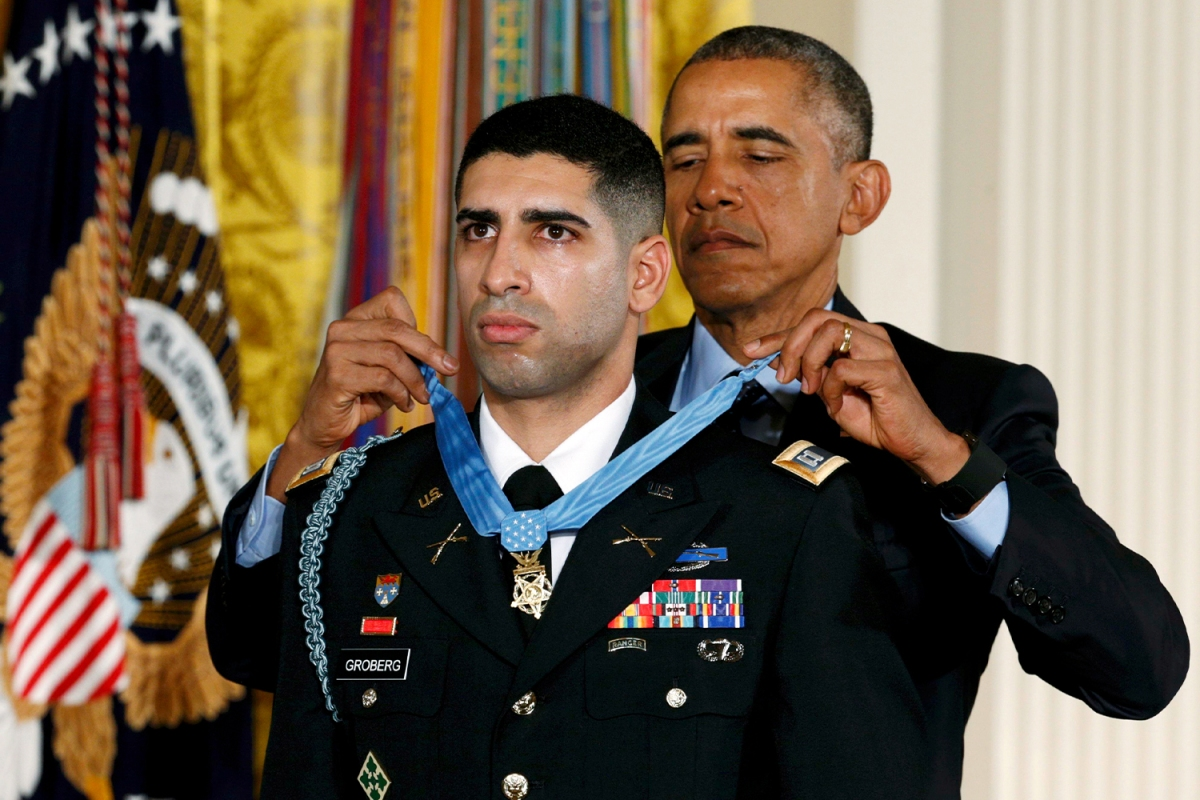 Medal of Honor Recipient Florent Groberg Remembers the Day That Changed His Life