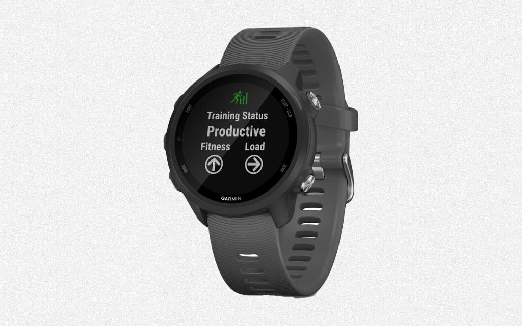 Garmin Forerunner 245 hiking essential watch