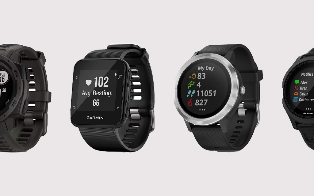 Garmin Fitness Wearables on Prime Day from Amazon