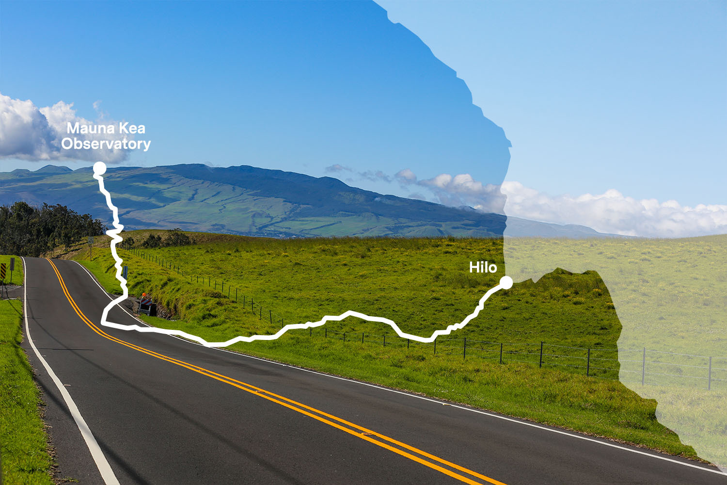 The Best Scenic Drive in Hawaii is HI 200, The Saddle Road