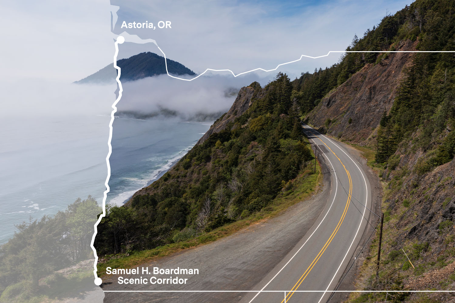 The Best Scenic Drive in the Pacific Northwest is US 101, Oregon's Pacific Coast Highway