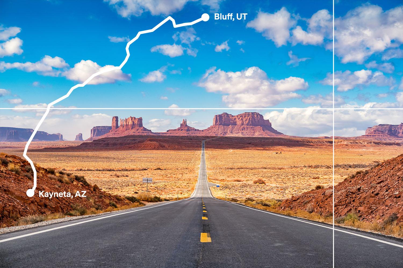 Olijato Monument Valley