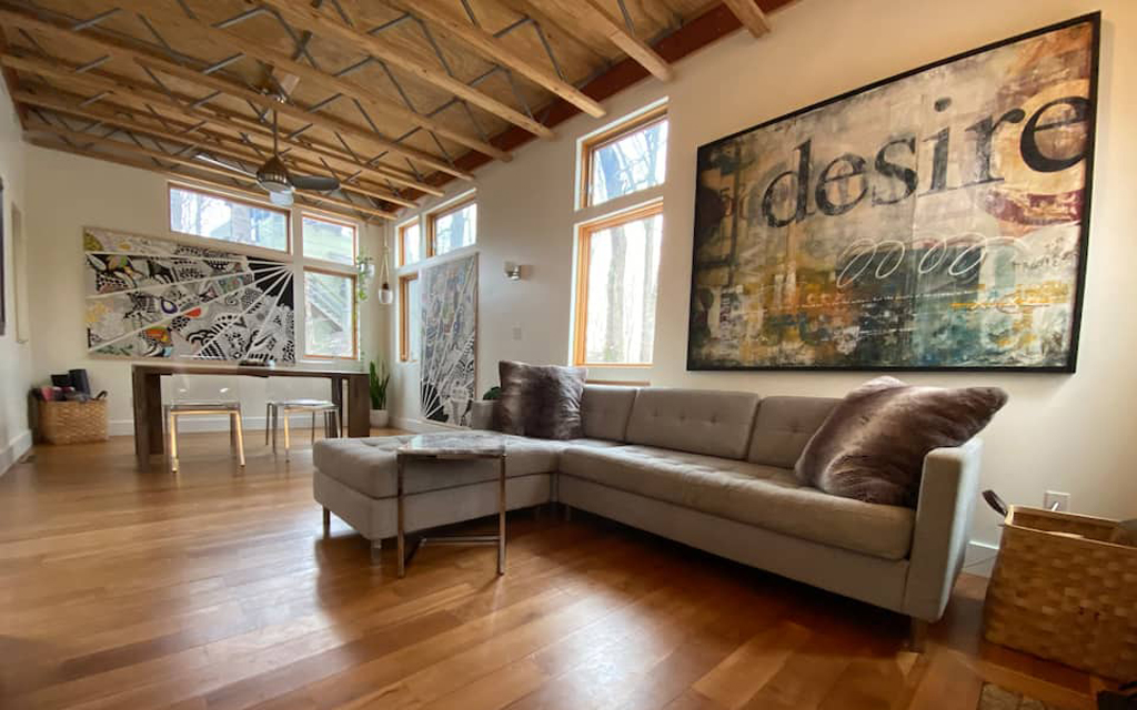 House of Zen Airbnb on Lake Michigan