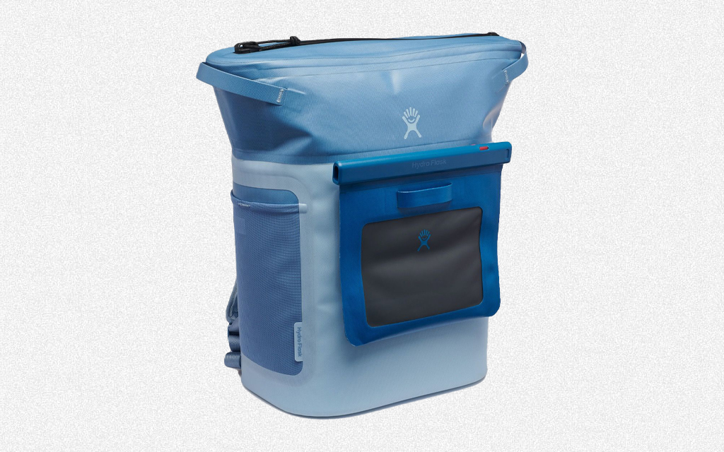 The Hydro Flask Day Escape Backpack Cooler is one of the best backpack coolers on the market