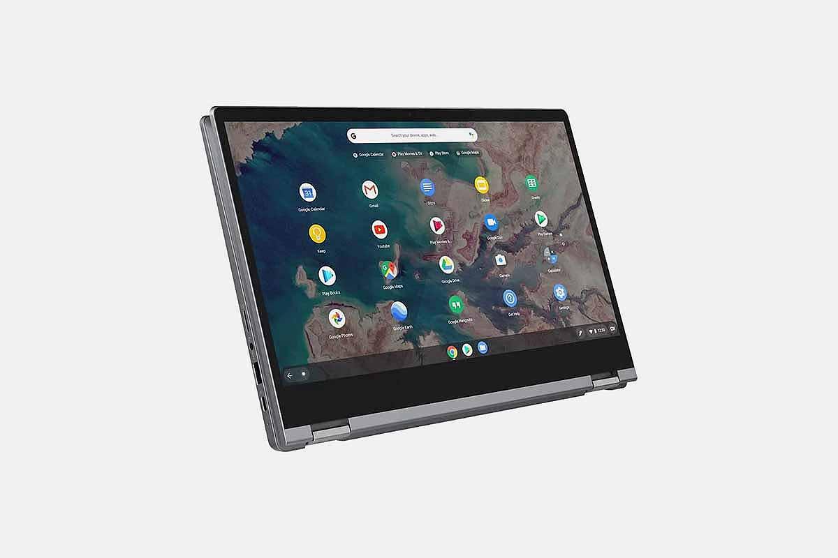 Lenovo Chromebook Flex 5, now on sale for Amazon Prime Day