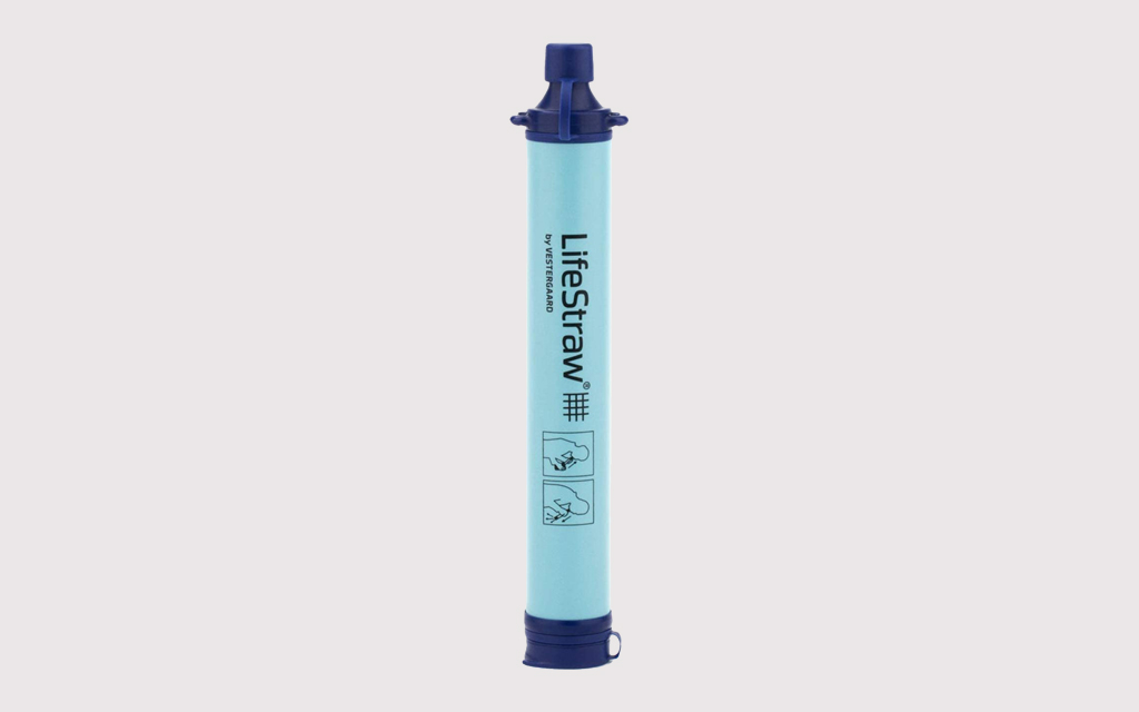LifeStraw Personal Water Filter Amazon Prime Day Deal