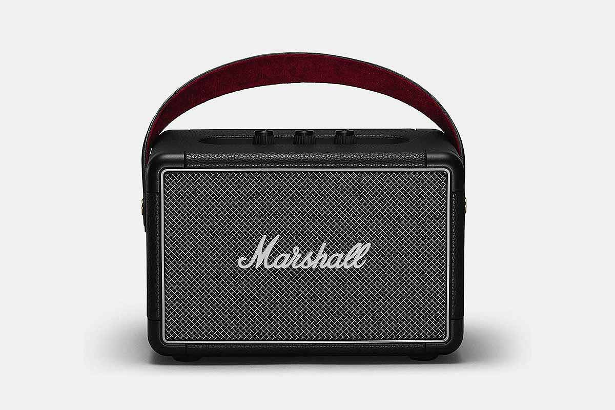 Marshall Kilburn II Portable Bluetooth Speaker, now on sale at Amazon for Prime Day