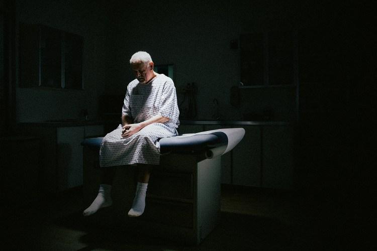 men doctor visits