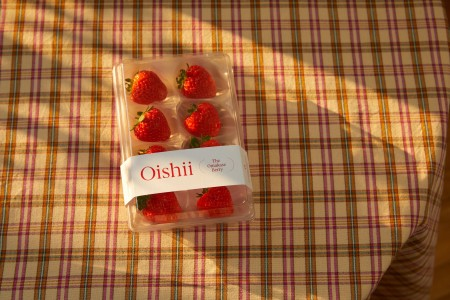 Omakase Berry