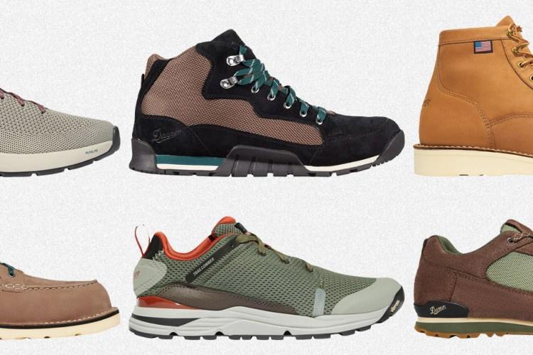Our favorite Danner footwear is finally on sale