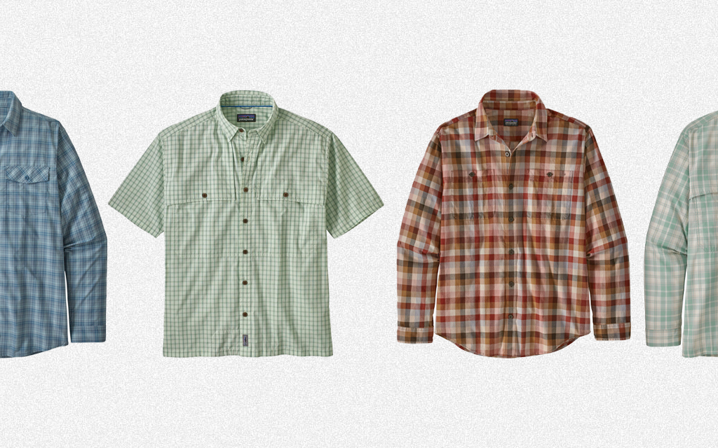 Our favorite Patagonia plaids are on sale