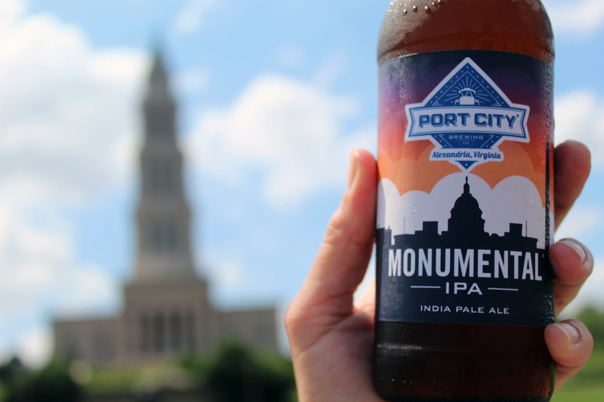 Alexandria Just Might Be the Craft Beer Destination of Your Dreams