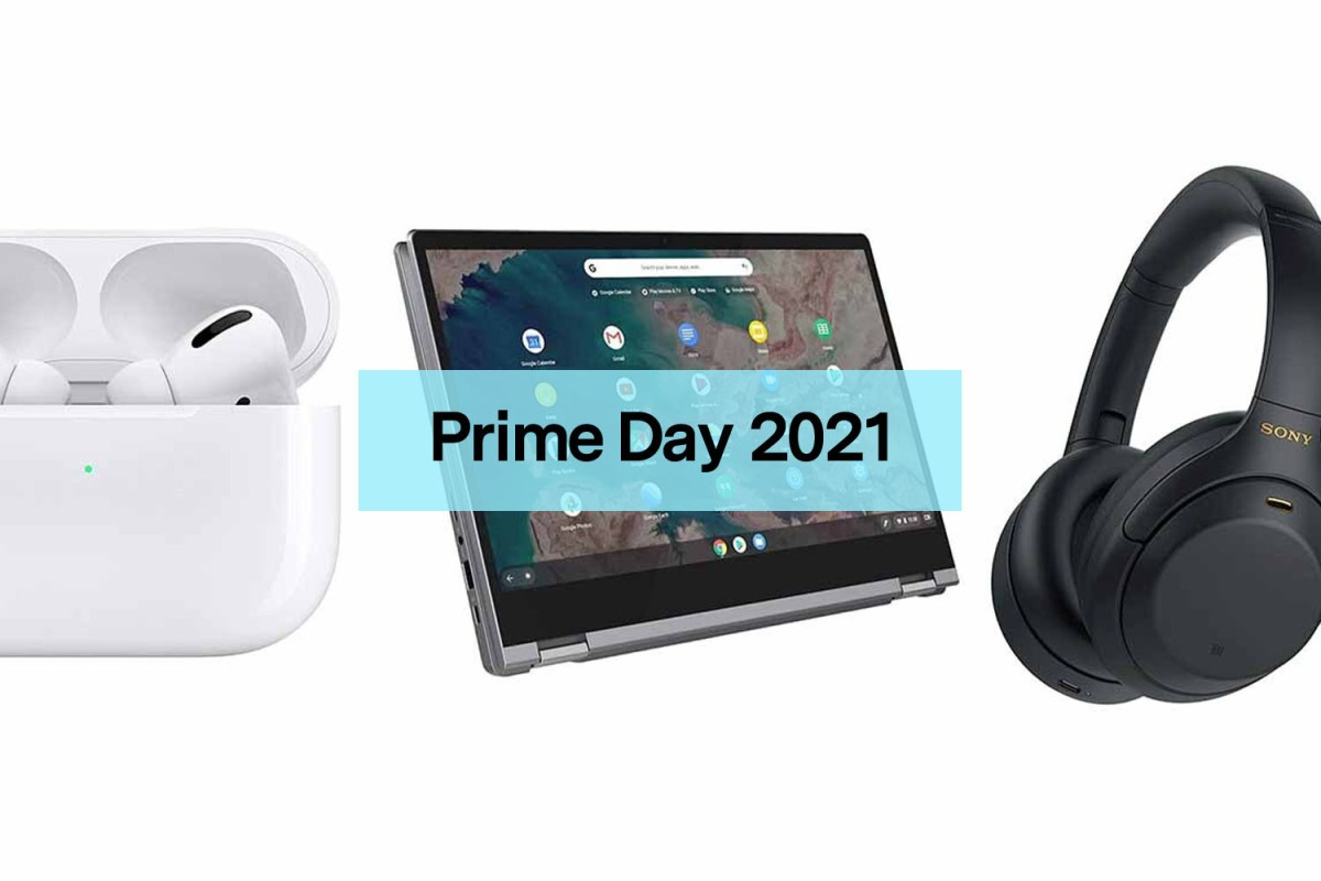 Headphones, laptops, earbuds and more are on sale for Amazon's Prime Day