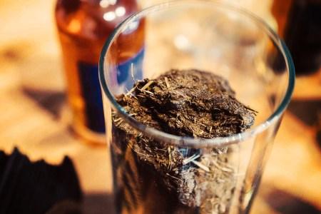 Floki whiskey uses dung as part of its smoking process