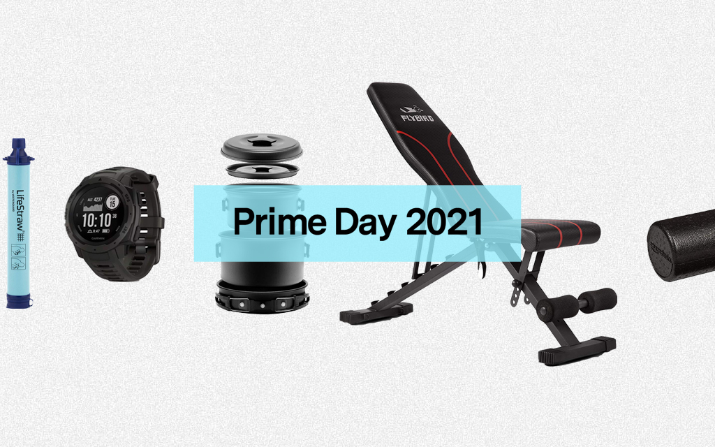 The Best Outdoor and Fitness Deals from Amazon Prime Day