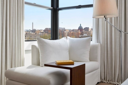 Nature Is Healing, And New Hotels Are Opening Up Everywhere in DC