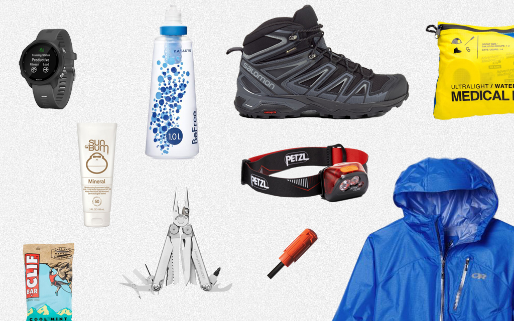 These Are the 12 Hiking Essentials