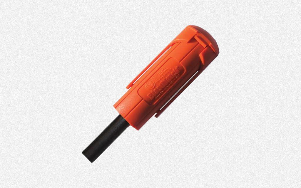 UST BlastMatch Fire Starter hiking essentials