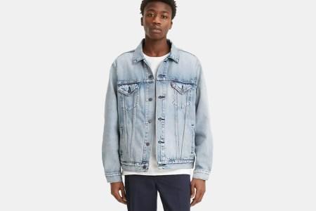 Vintage Fit Trucker Jacket