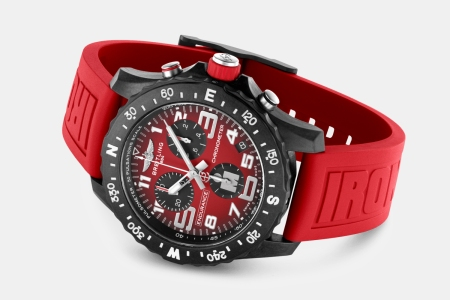 Breitling Drops Special IRONMAN Edition of Their Popular Endurance Pro