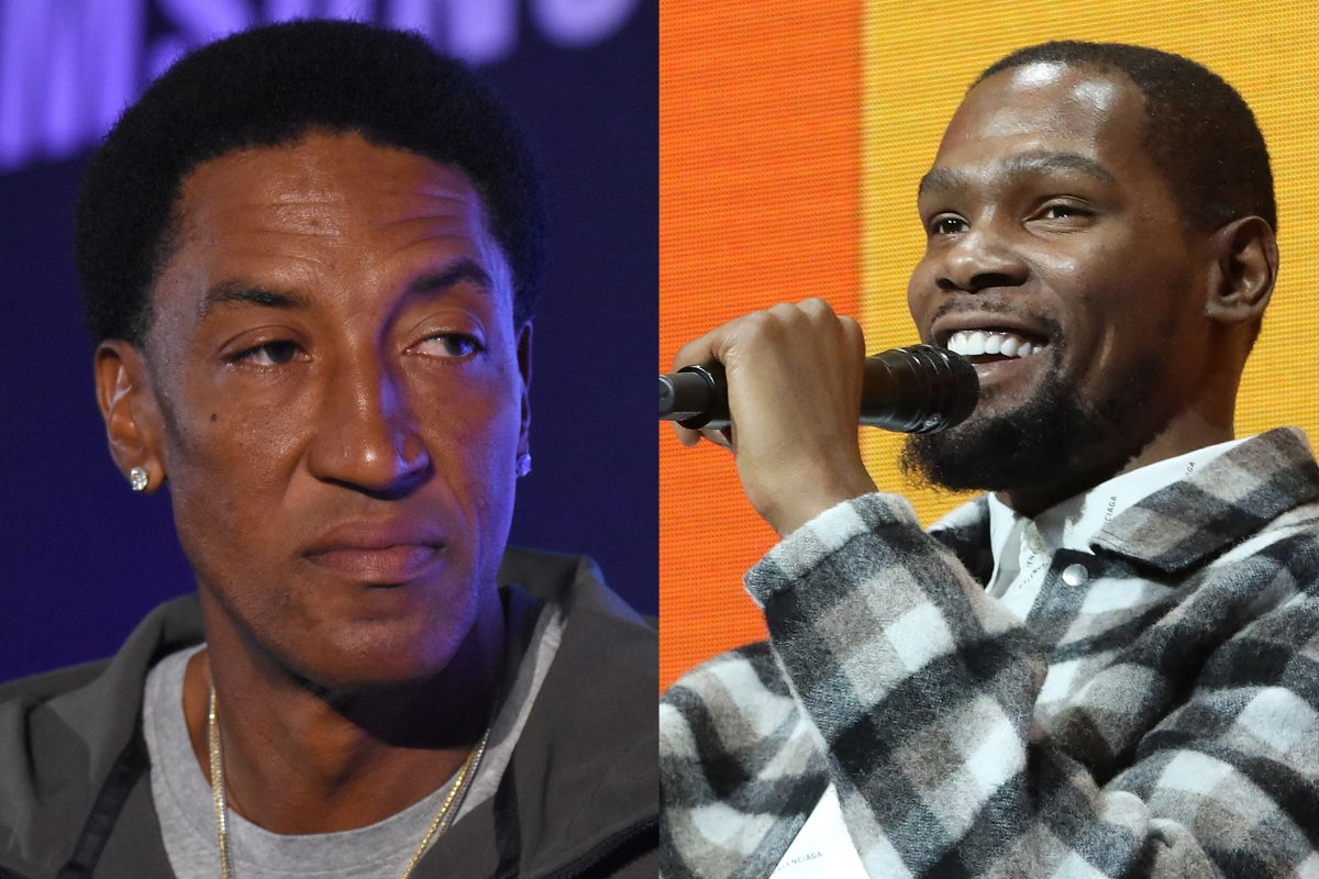 scottie pippen and kevin durant engage in twitter beef over comparisons to michael jordan