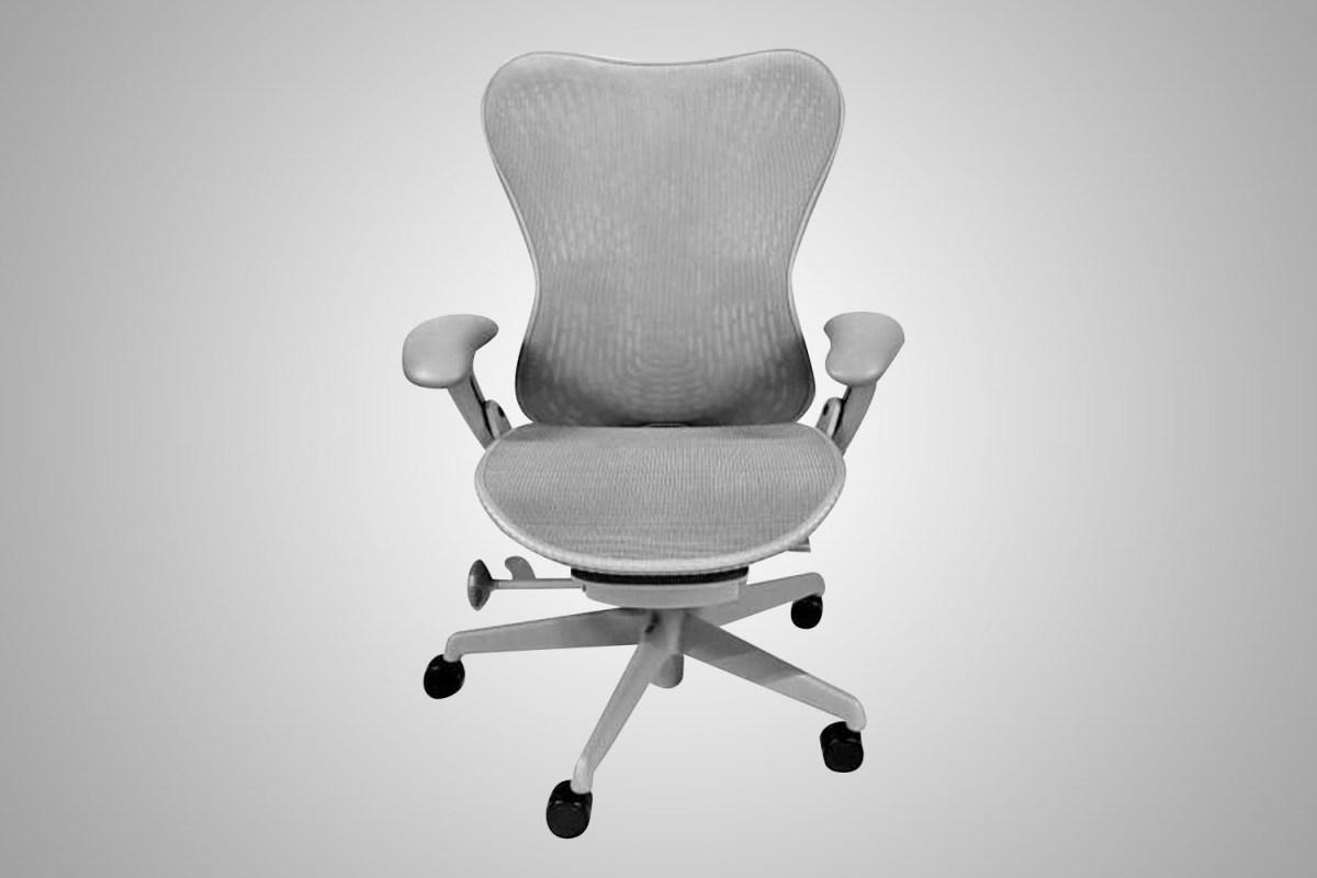 Herman Miller Mirra Aeron chair