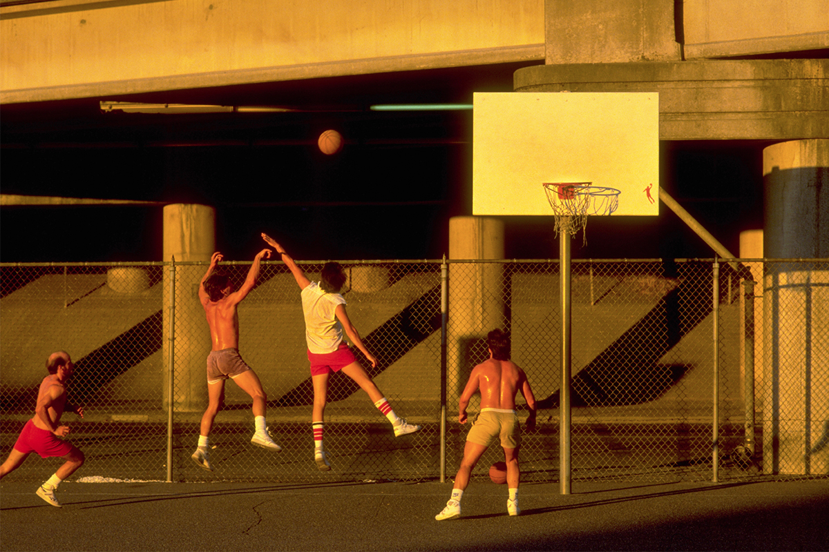pick up basketball gear