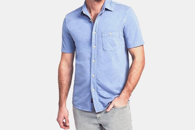 faherty shirt