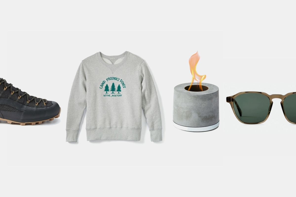 Get summer adventure ready at this Huckberry sale.