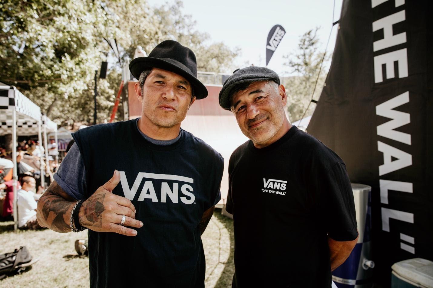 Christian Hosoi and Steve Caballero