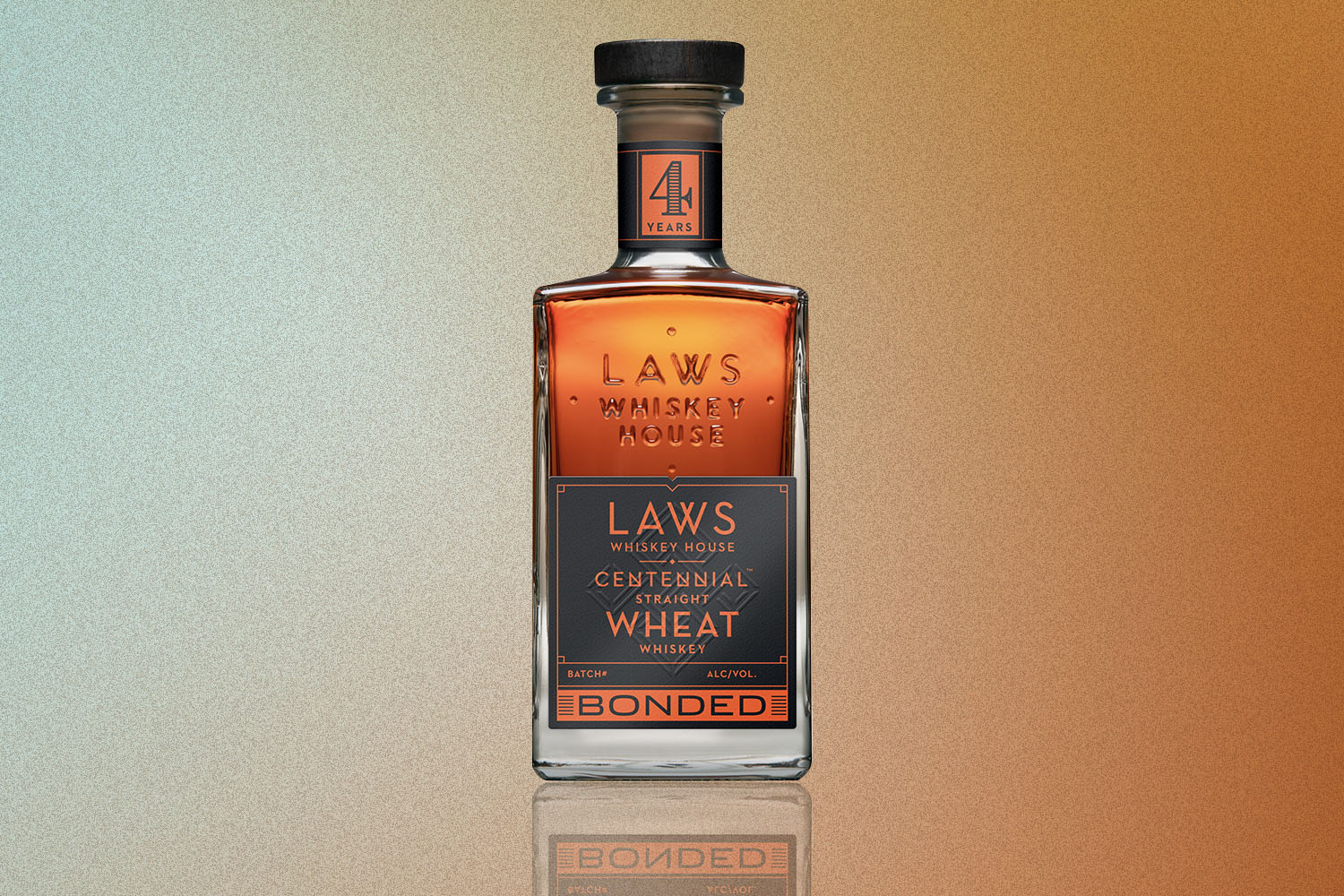 laws bonded wheat whiskey