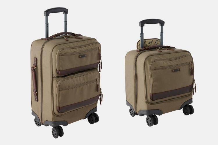 Deal: Save Over 60% on This L.L. Bean Luggage