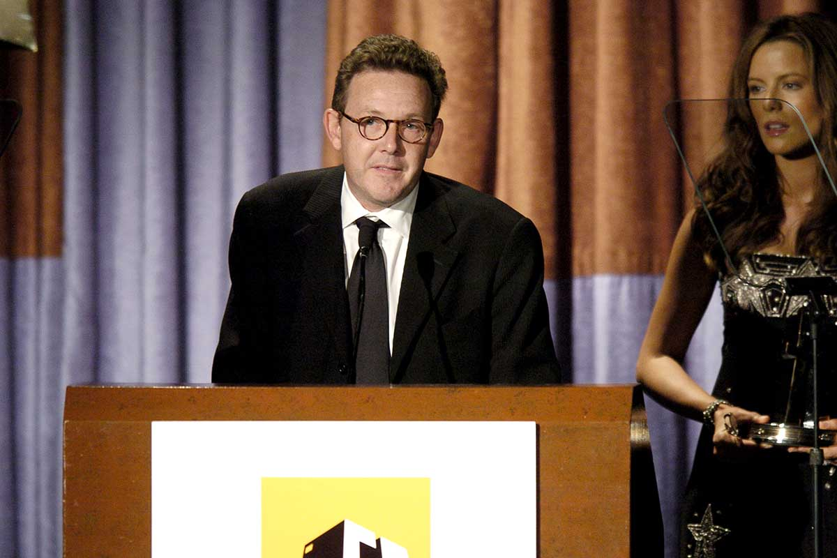 Screenwriter of the Year John Logan during The 8th Annual Hollywood Film Festival Awards Ceremony in 2004