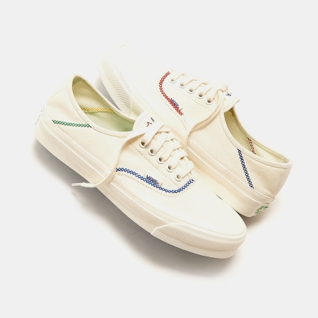 Sneakers are the new friendship bracelets.
