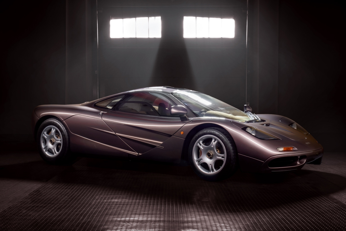 Every Collector Wants This Rare McLaren F1. The Question Is, How Much?