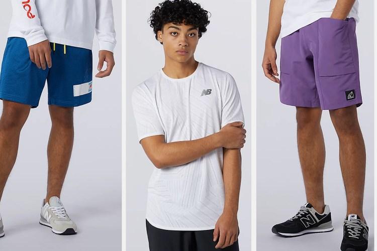 New Balance apparel