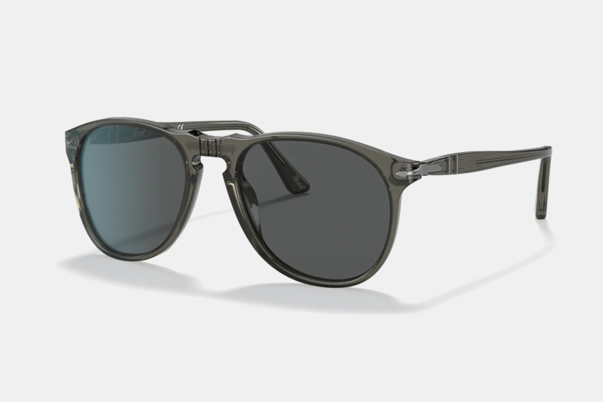 Persol limited-edition 649 sunglasses created for the Tribeca Film Festival