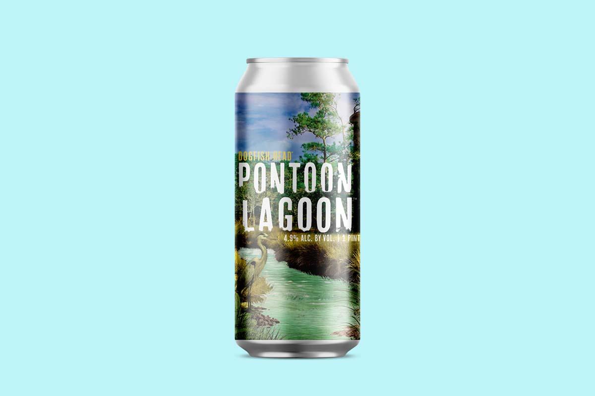 Pontoon Lagoon from Dogfish Head